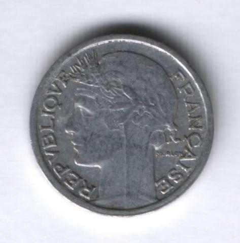50 сантимов 1944 года Франция XF