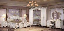 Спальня ЭЛИЗА  5-дверный шкаф, эмаль