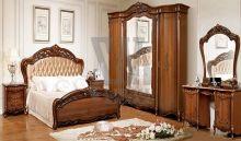 Спальня ДЖЕННИФЕР 4-дверный шкаф