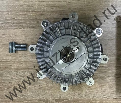 Вискомуфта вентилятора (4HG1) NQR/Богдан
