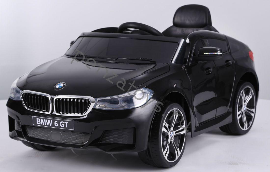 Электромобиль детский BMW 6 GT JJ2164 Лицензия