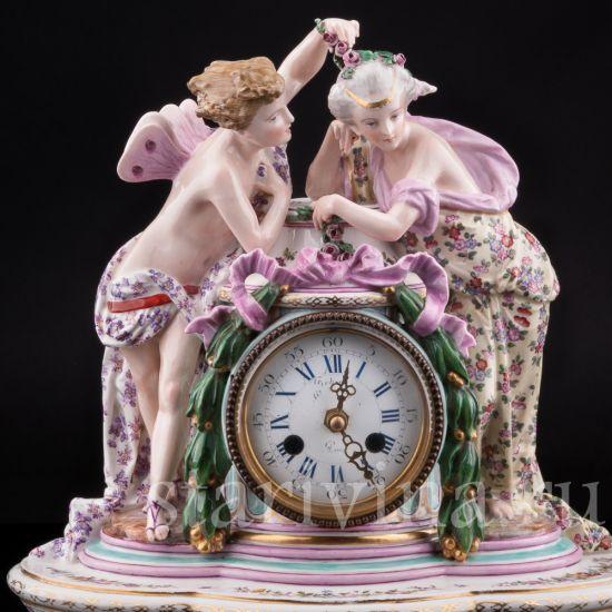 Изображение Часы, Samson, Франция, 19 в.