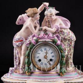 Часы, Samson, Франция, 19 в.