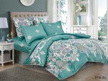 Комплект постельного белья Сатин SL 1.5 спальный  Арт.15/319-SL