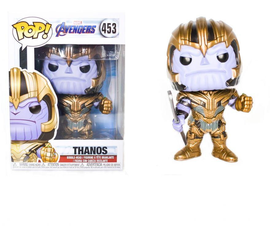 Фигурка Funko POP! Bobble: Marvel: Avengers Endgame: Thanos 36672