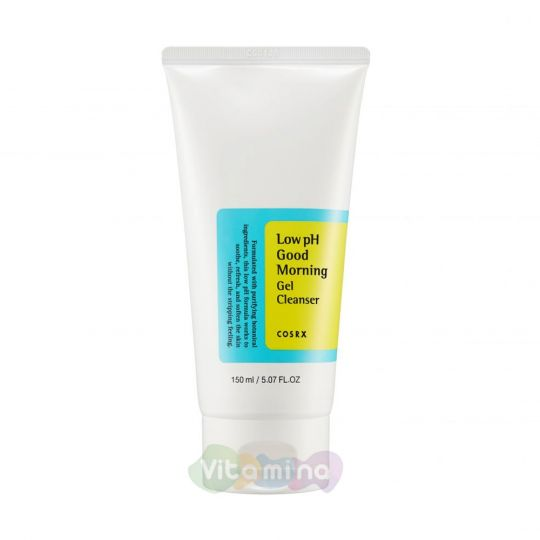 CosRX Мягкий гель для умывания Low pH Good Morning Gel Cleanser, 150 мл