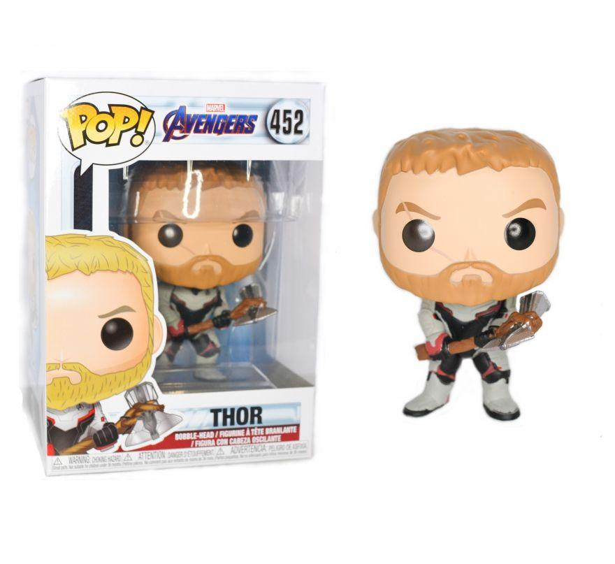 Фигурка Funko POP! Bobble: Marvel: Avengers Endgame: Thor 36662
