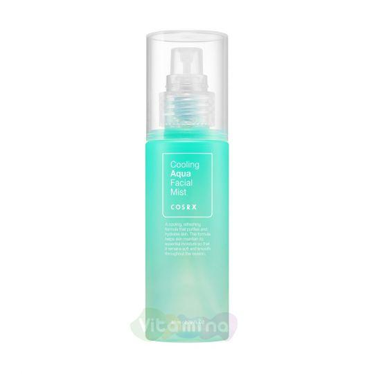 CosRX Увлажняющий мист для лица Cooling Aqua Facial Mist, 80 мл