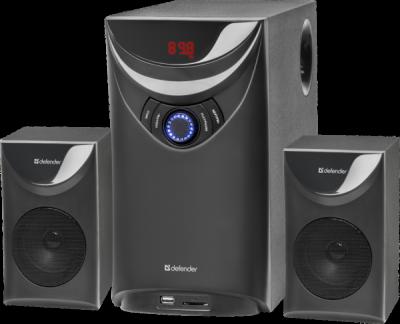 НОВИНКА. Акустическая 2.1 система Thunder 60Вт, Bluetooth, FM/MP3/SD/USB