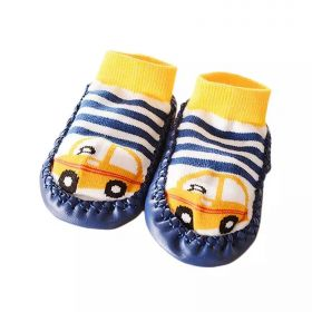 Нескользящие носки-тапочки
