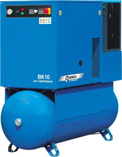 Винтовой компрессор  BK15E-8(10/15)-500