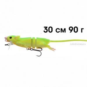 Приманка мышь Savage Gear 3D Rad 300 мм / 90 гр / цвет: 07 Firetiger
