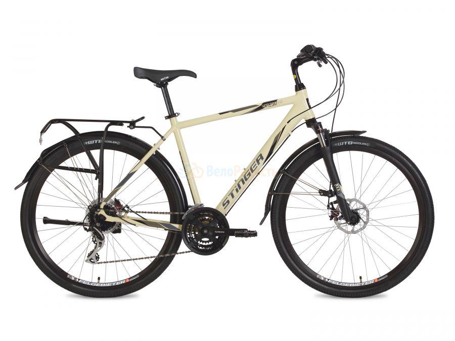 Велосипед гибрид Stinger Horisont EVO (2018)