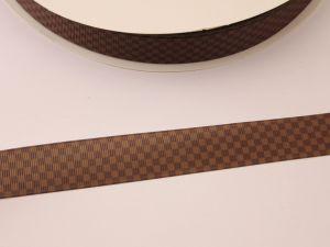 `Лента репсовая с рисунком, ширина 22 мм, ЛР5745