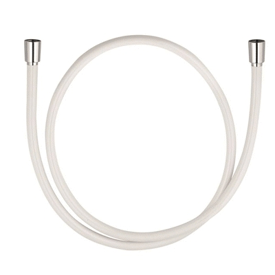 Душевой шланг Kludi SUPARAFLEX 6107191-00 (125 см, белый/хром)
