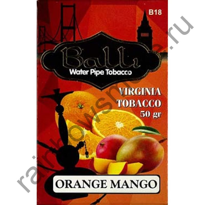 Balli 50 гр - Orange Mango (Апельсин Манго)