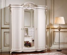 Шкаф AFINA 3-дверный эмаль