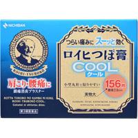 Магнитный пластырь Roihi Tsuboko Cool, 156 штук.