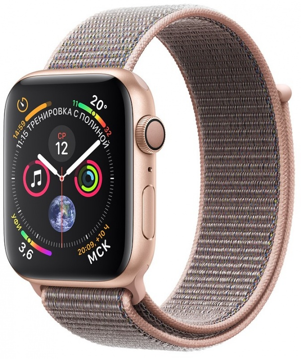 Apple Watch Series 4 GPS 44mm Loop Gold