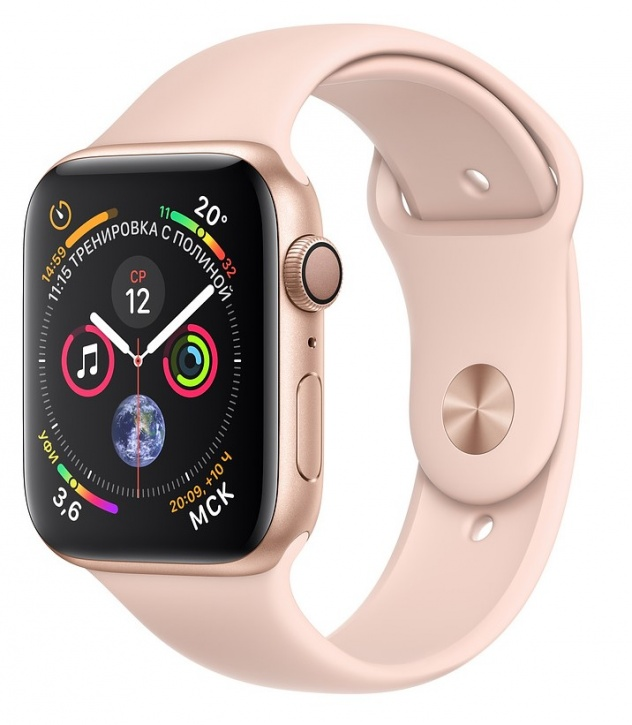 Apple Watch Series 4 GPS  40mm Pink