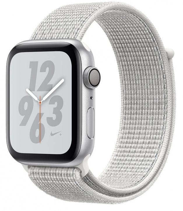 Apple Watch Nike 4 GPS 44mm Silver