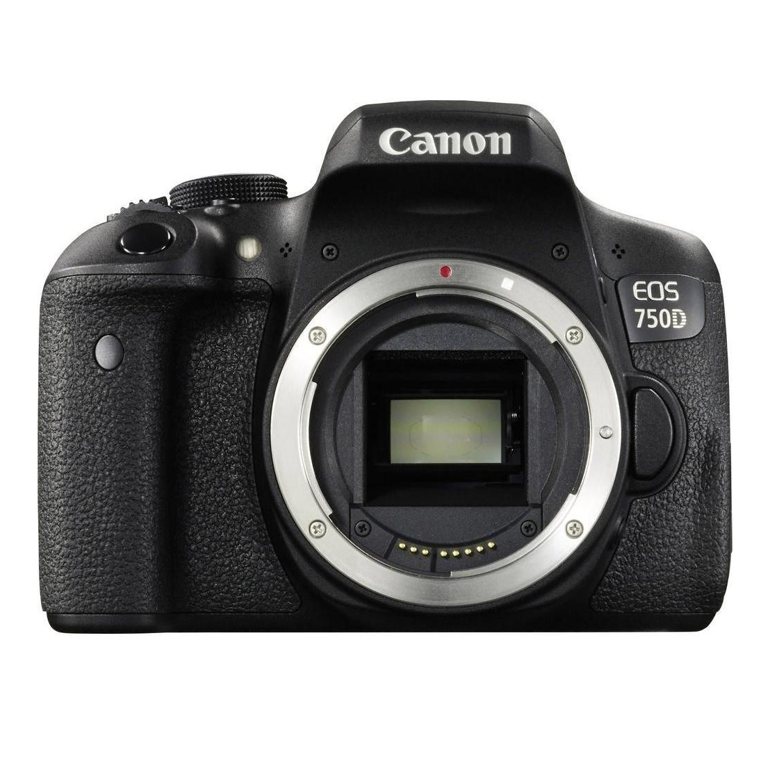 Canon EOS 750D kit 18-135mm IS