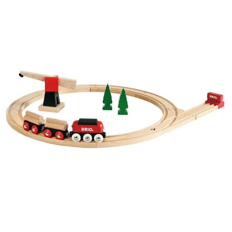 Комплект железной дороги Brio