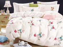 Комплект постельного белья Сатин SL 1.5 спальный  Арт.15/415-SL