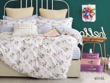 Комплект постельного белья Сатин SL 2-спальный  Арт.20/403-SL