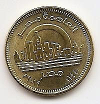 Новая столица Египта - Ведиан 50 пиастров Египет 2019
