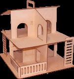 Дачный кукольный домик