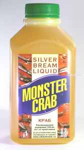 Ароматизатор Silver Bream  Liquid Monster Crab 600 мл (Краб)