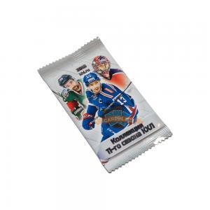 Хоккейные карточки КХЛ коллекция 11-го сезона 2018/19