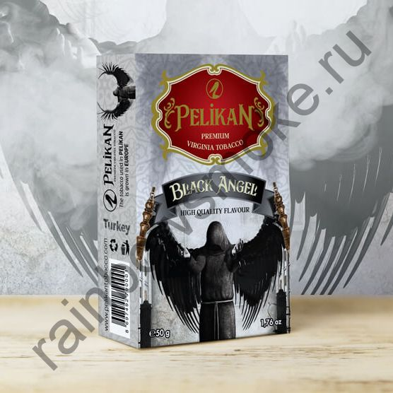 Pelikan 50 гр - Black Angel (Черный Ангел)