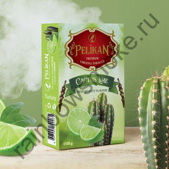 Pelikan 50 гр - Cactus Lime (Кактус и Лайм)