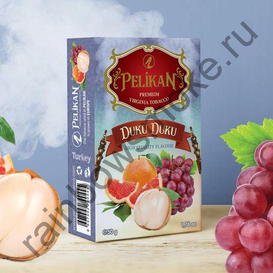 Pelikan 50 гр - Duku Duku (Грейпфрут с Виноградом)
