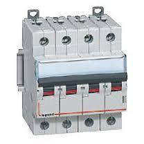 407310 Авт.выключатель DX3-E C50 4П 6000/6kA Legrand
