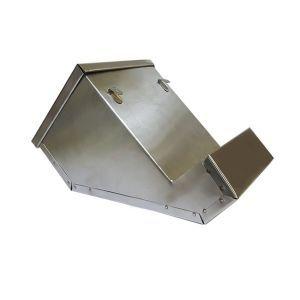 Кормушка для кроликов бункерная подвесная Тип-2