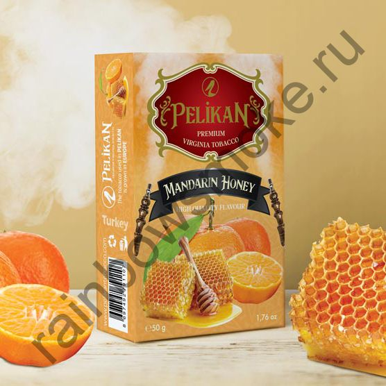 Pelikan 50 гр - Mandarin Honey (Мандарин и Мед)