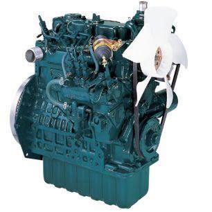 Двигатель дизельный Kubota D902