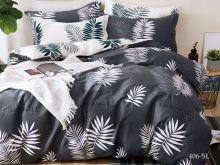 Комплект постельного белья Сатин SL 1.5 спальный  Арт.15/406-SL