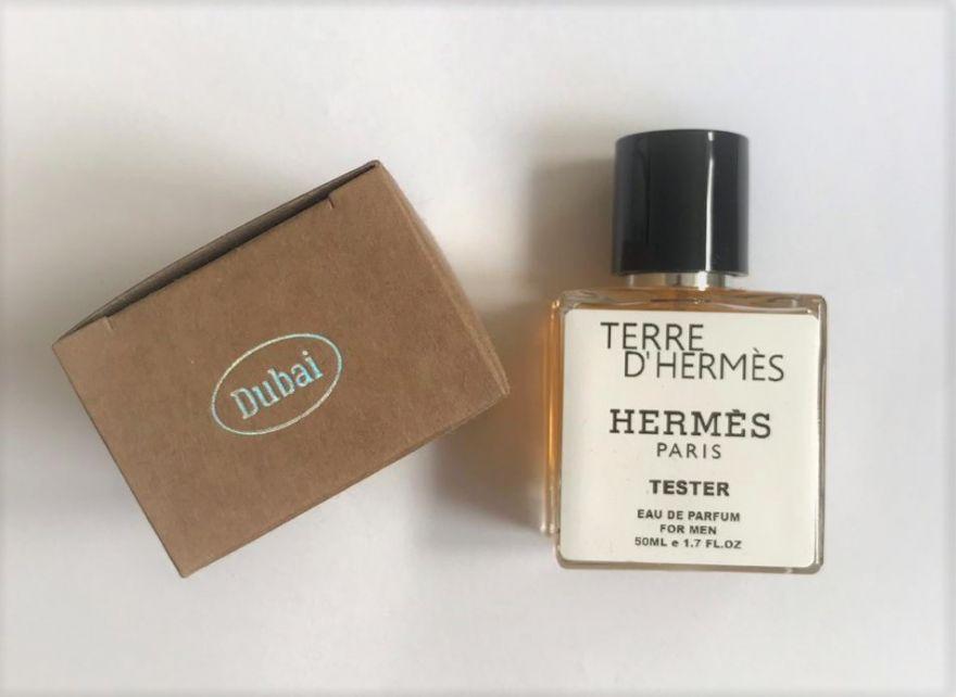 TESTER Hermes Terre D'hermes Pour Homme 50 мл (ОАЭ)