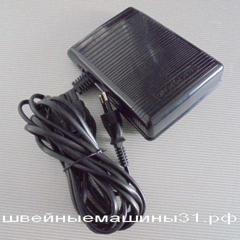 Педаль для швейных машин и оверлоков MODEL KD 2902.      Цена 2300 руб.