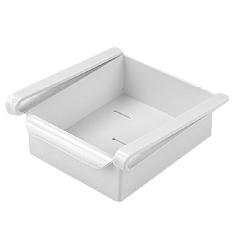 Органайзер Для Холодильника Refrigerator Multifunctional Storage Box, Цвет Белый