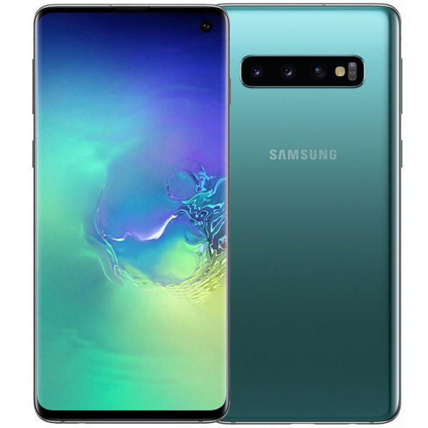 Samsung Galaxy S10 Plus 8/128GB Prism Green (SM-G975FZGDSER)