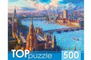TOPpuzzle. ПАЗЛЫ 500 элементов ЛОНДОНСКИЙ ПЕЙЗАЖ (арт. ХТП500-4222)