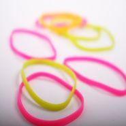Супер эластичные резинки (8 шт) разноцветные