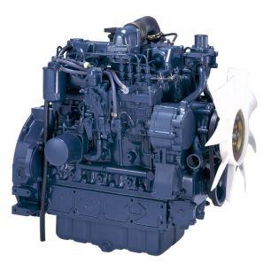 Дизельный двигатель Kubota V3800 DI-T (Турбо)