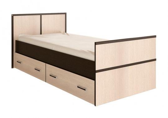 Кровать 0,9м Сакура