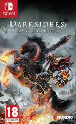 Игра Darksiders: Warmastered Edition (Nintendo Switch)